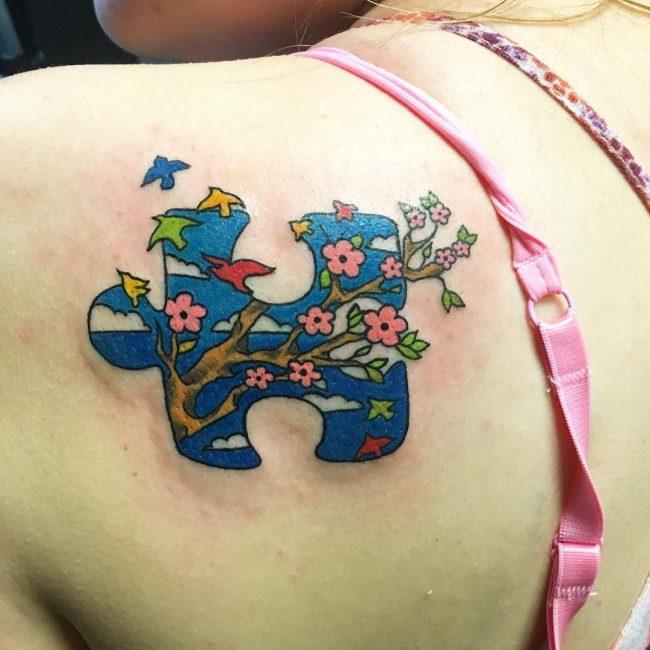 autism tattoos15