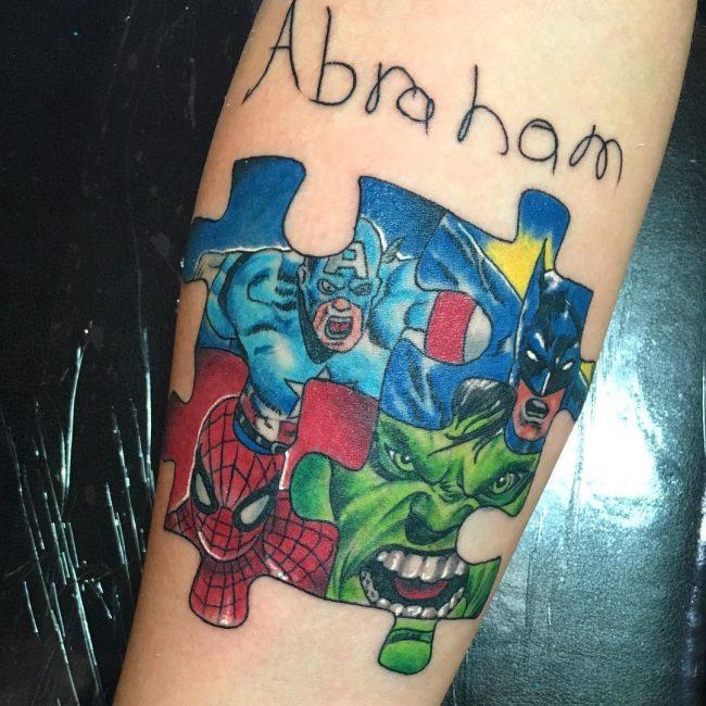 autism tattoos2