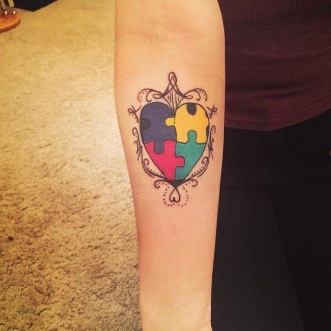 autism tattoos27