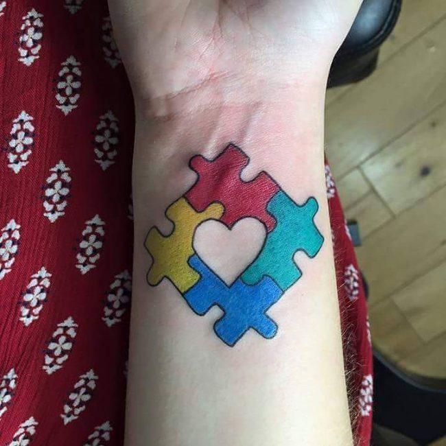 autism tattoos29