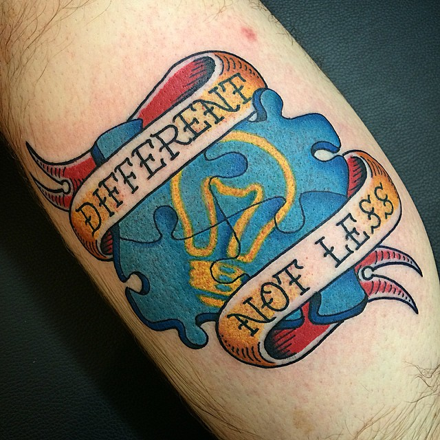 autism tattoos35