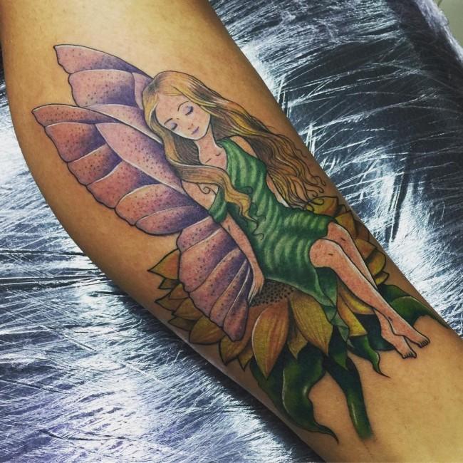 fairy tattoo 10
