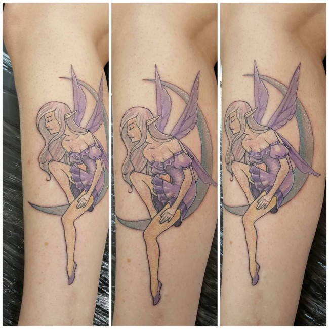 fairy tattoo 24