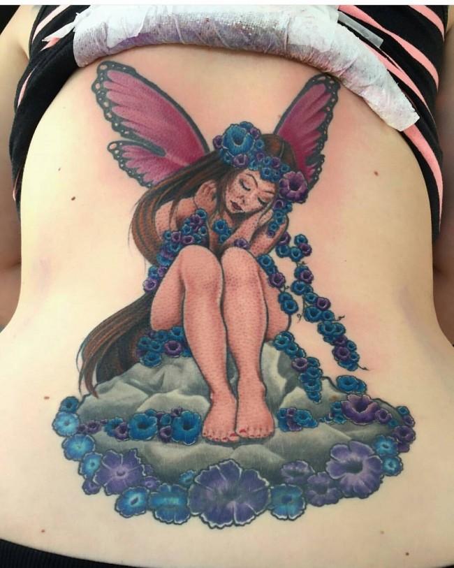 fairy tattoo 27