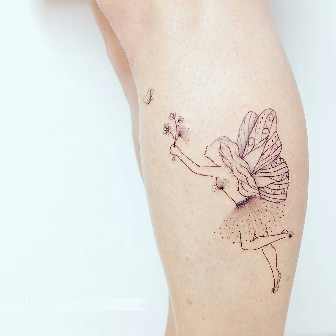 75+ Charming Fairy Tattoos Designs - A Timeless And Classic