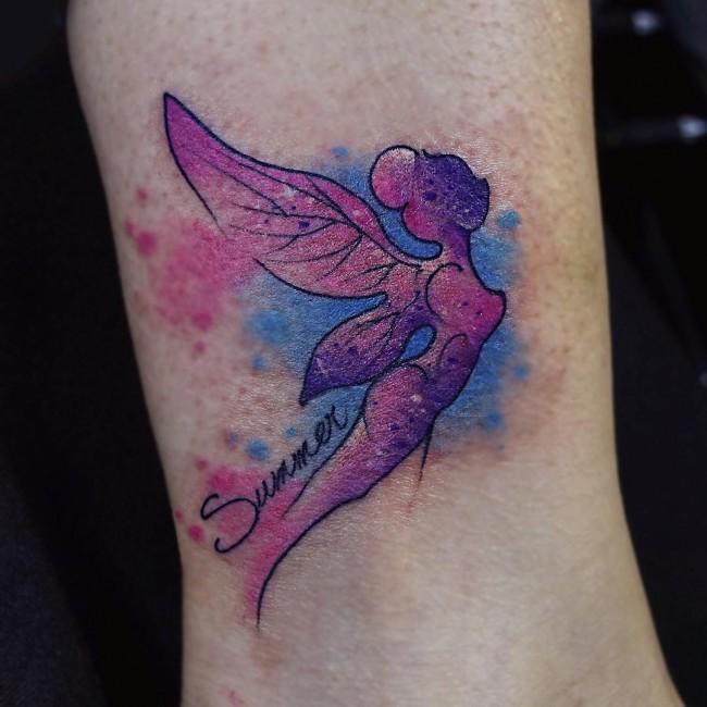 fairy tattoo 38