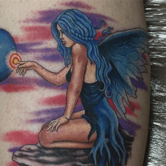 fairy tattoo 8