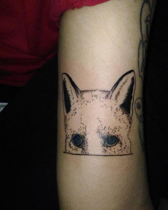 fox tattoo10