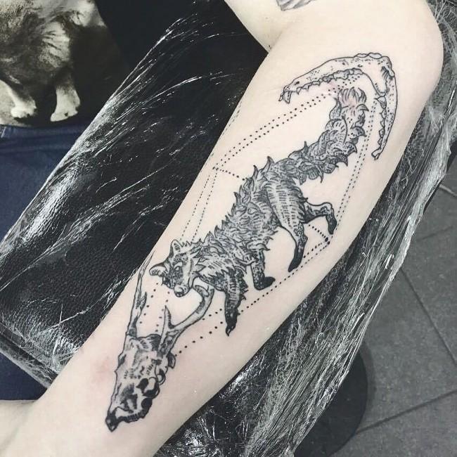 fox tattoo13