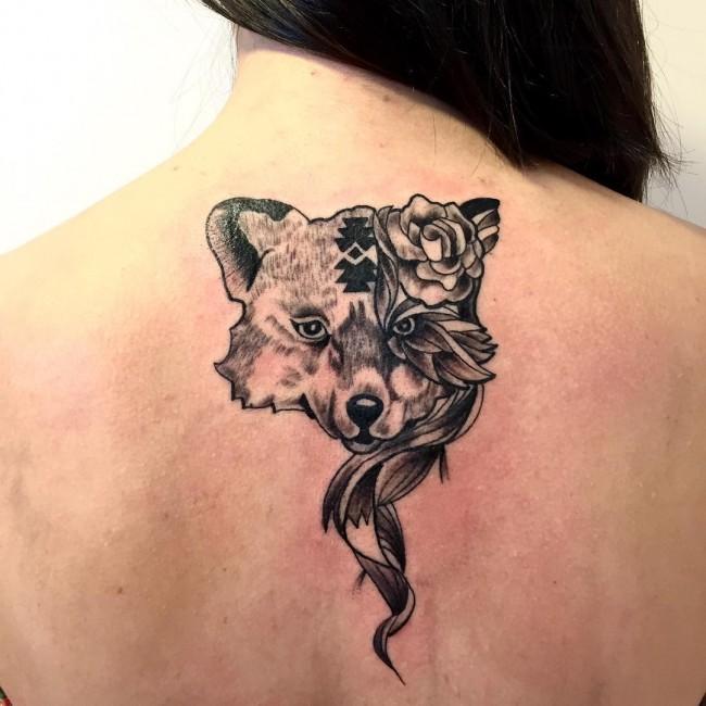 fox tattoo14