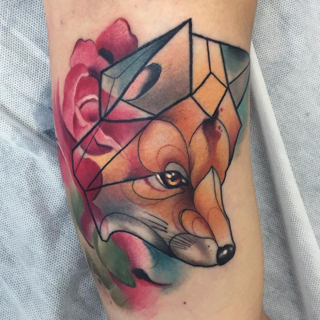 fox tattoo3
