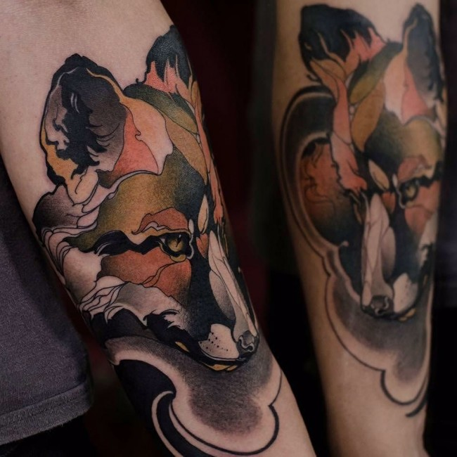 fox tattoo4