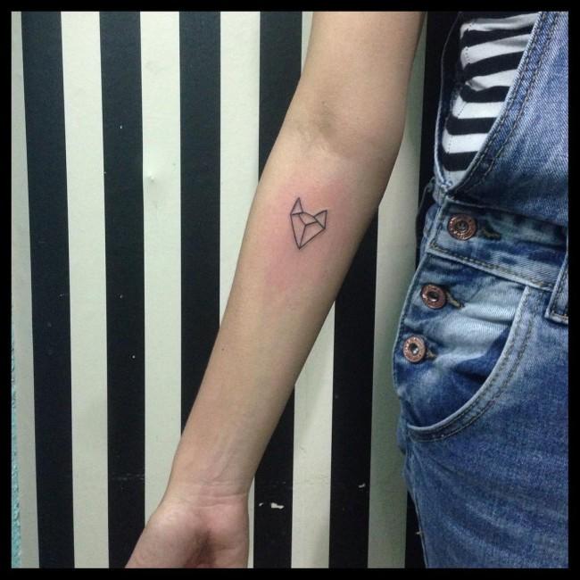 fox tattoo41