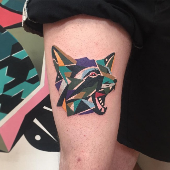 fox tattoo5