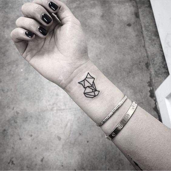 fox tattoo52
