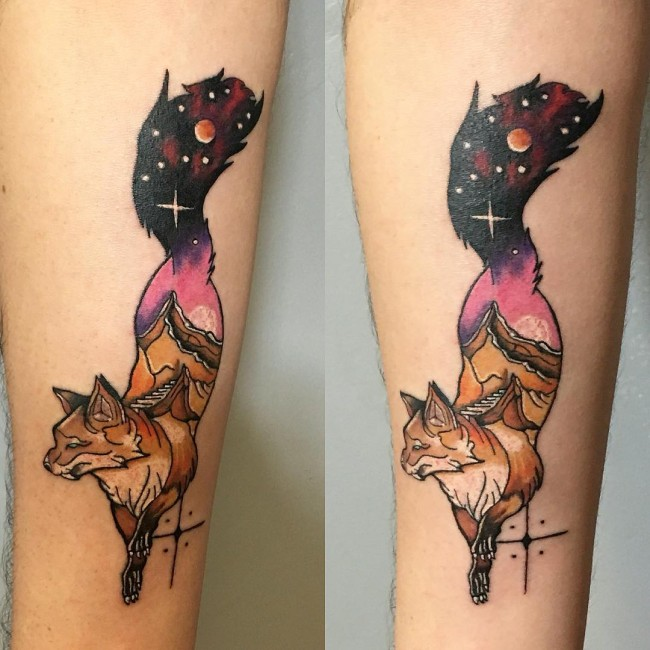 fox tattoo6