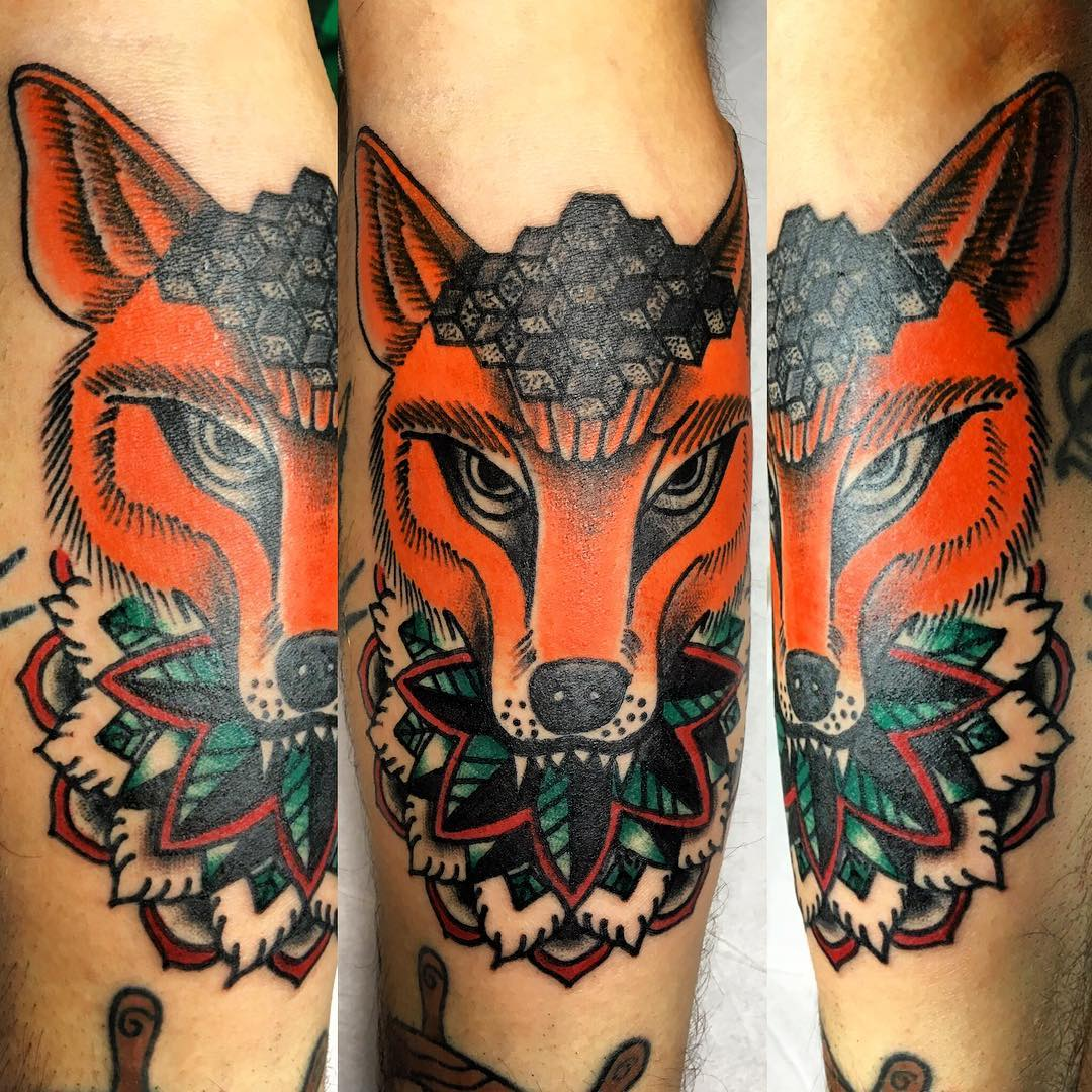 125+ Majestic Fox Tattoo Designs