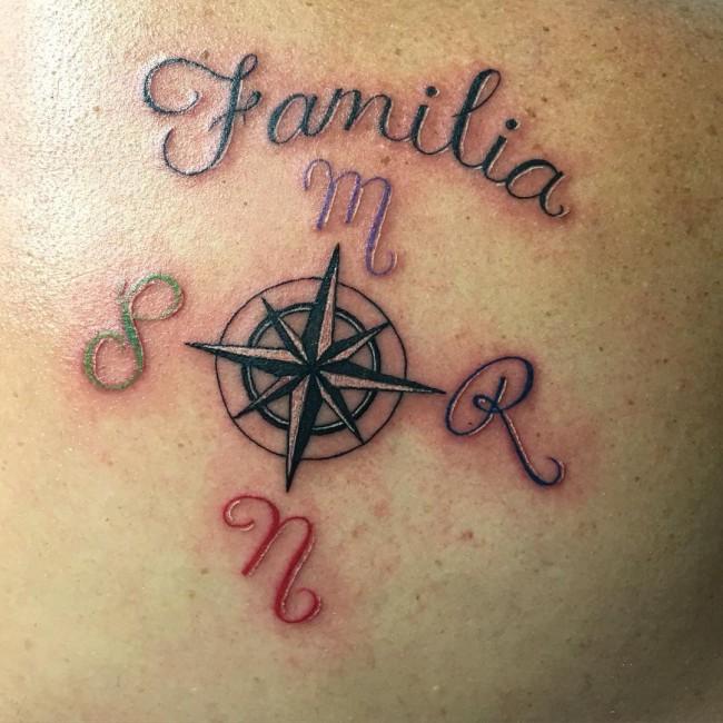 initial tattoo 19