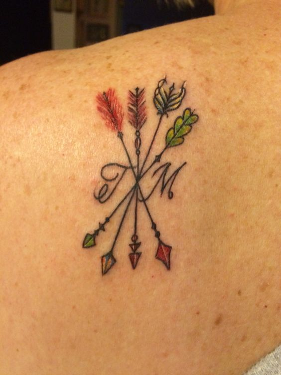 initial tattoo 54