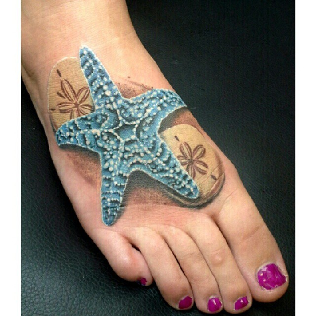 starfish tattoo28