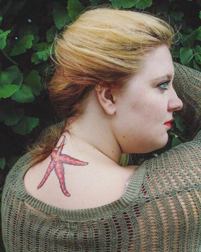 starfish tattoo9