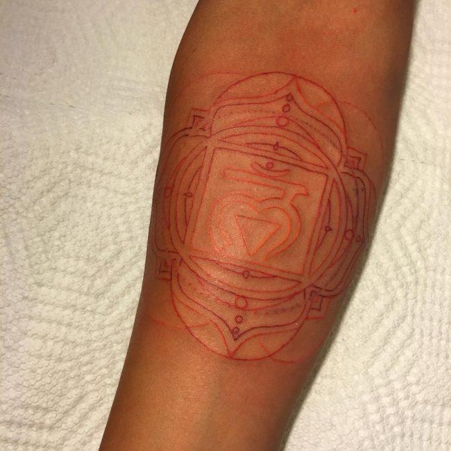 chakra tattoo11