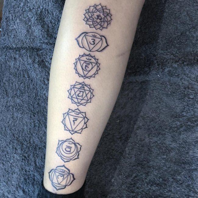 chakra tattoo16