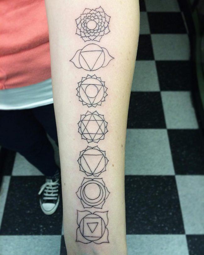 chakra tattoo18