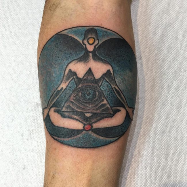 chakra tattoo22