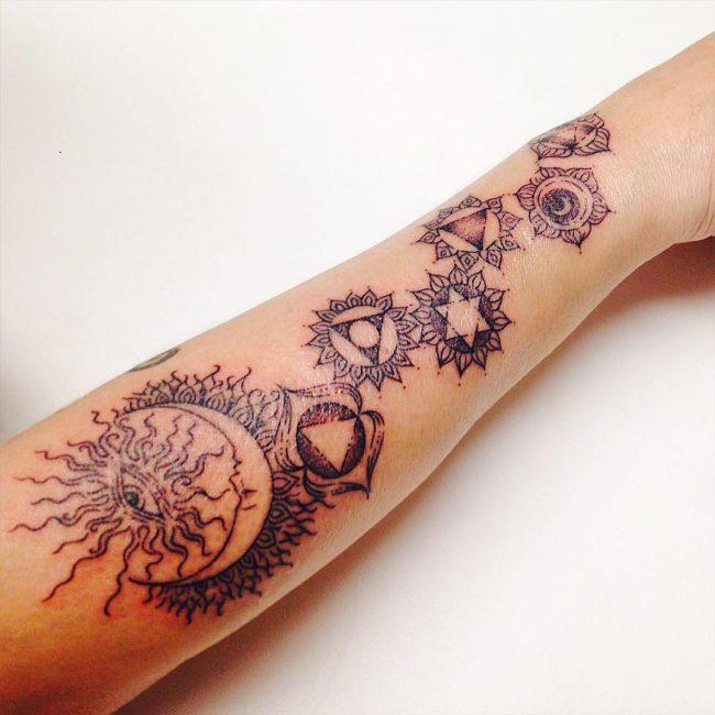 chakra tattoo25