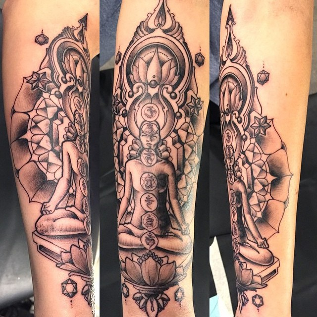 chakra tattoo29