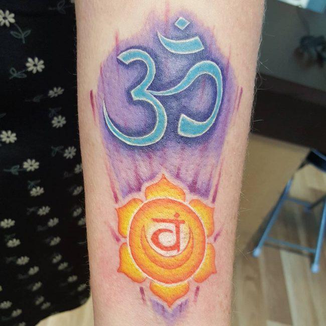 chakra tattoo7