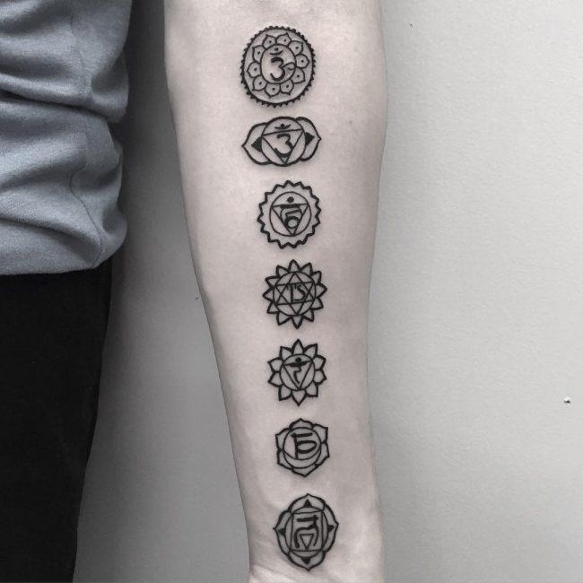 chakra tattoo8