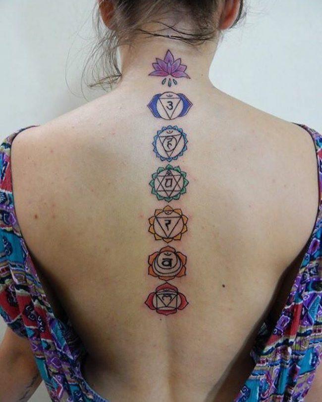 chakra tattoo9