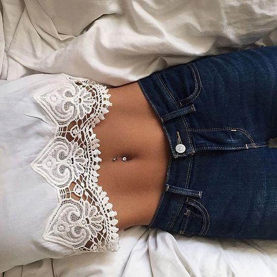 Belly Button Piercing18