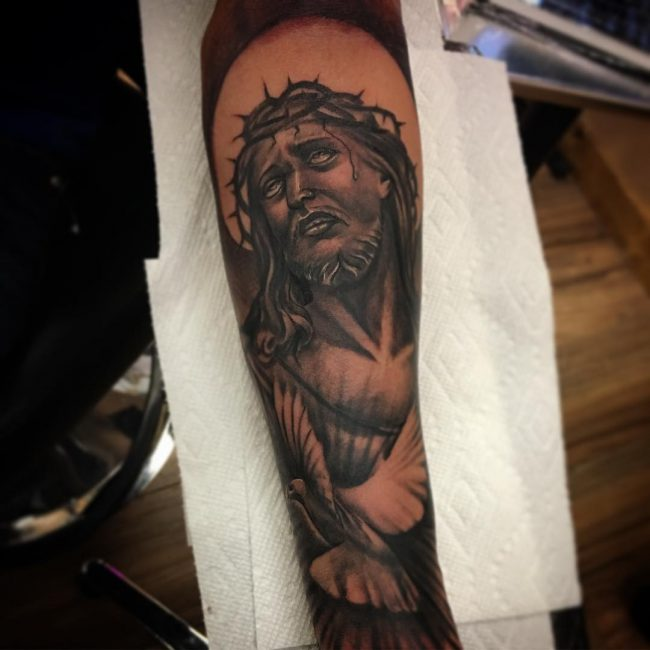 Christian Tattoo_