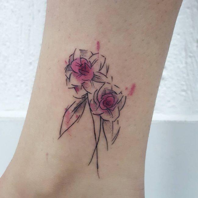 Feminine Tattoo_