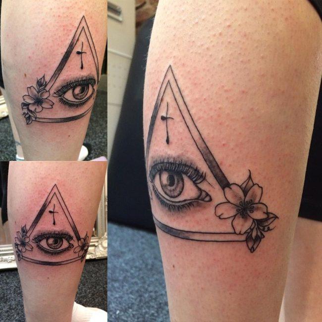 Illuminati Tattoo_
