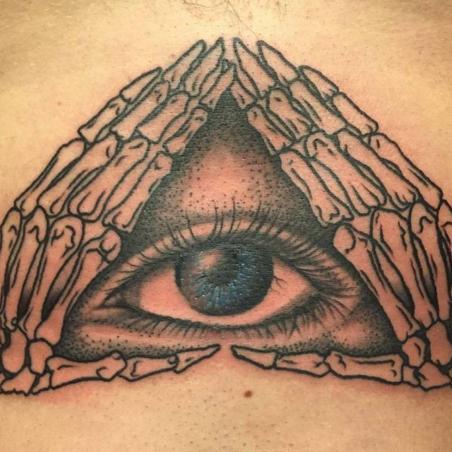 Illuminati Tattoo_