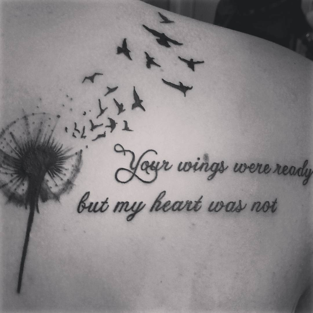 55 Inspiring In Memory Tattoo Ideas