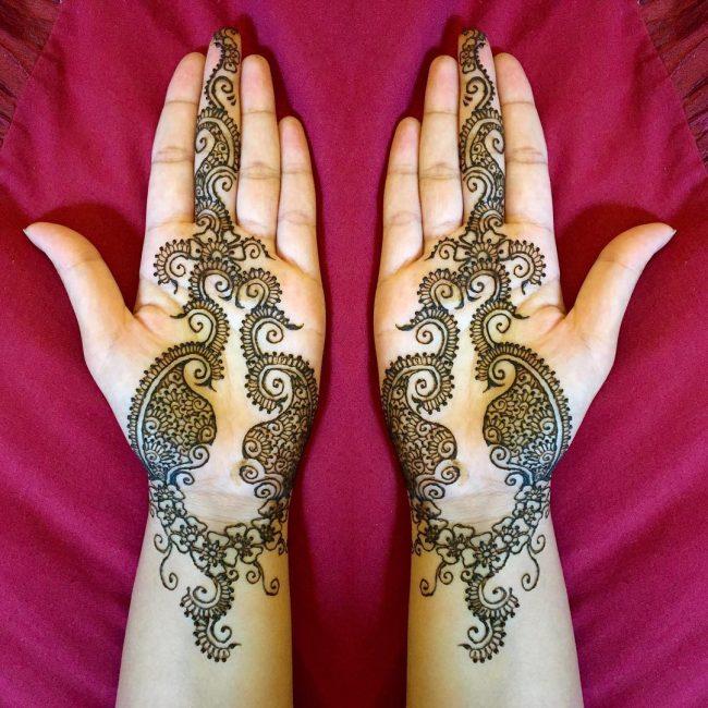 Mehndi designs11