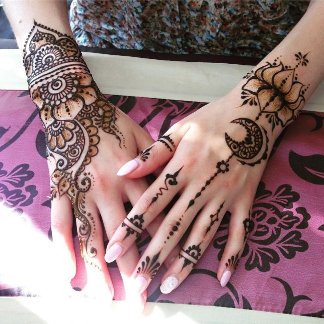 Mehndi designs8