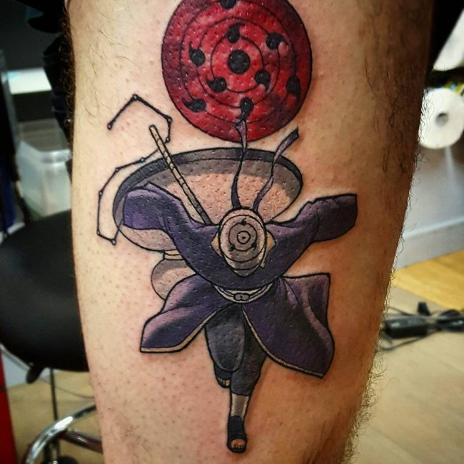 Naruto Tattoo_