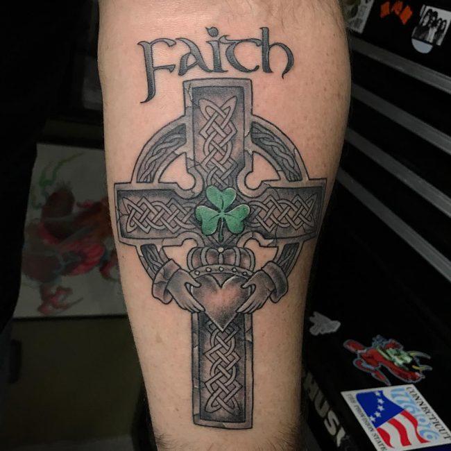 Shamrock Tattoo_