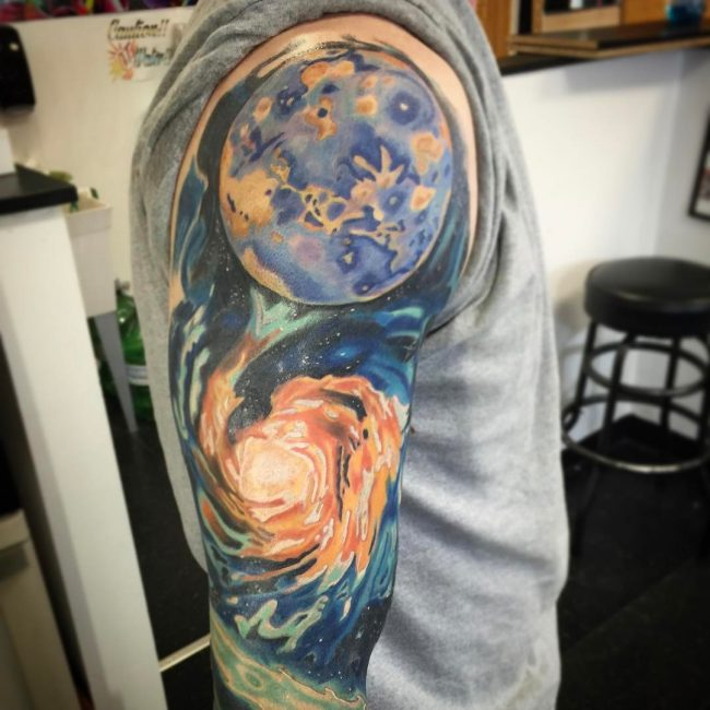 Space Tattoo_