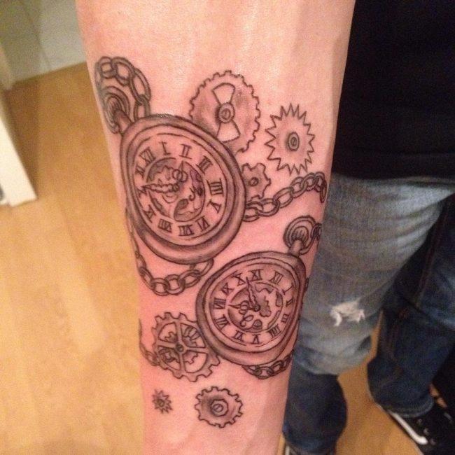 Steampunk Tattoo_