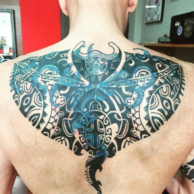 Stingray Tattoo_