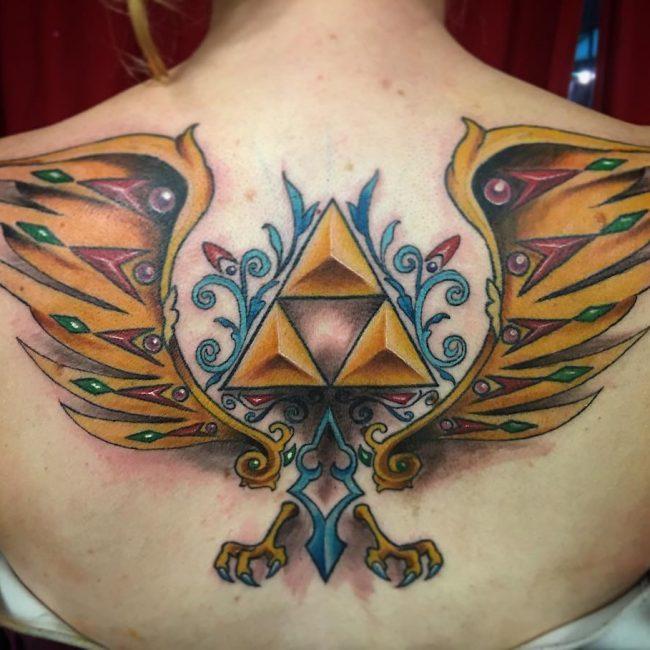 Triforce Tattoo_