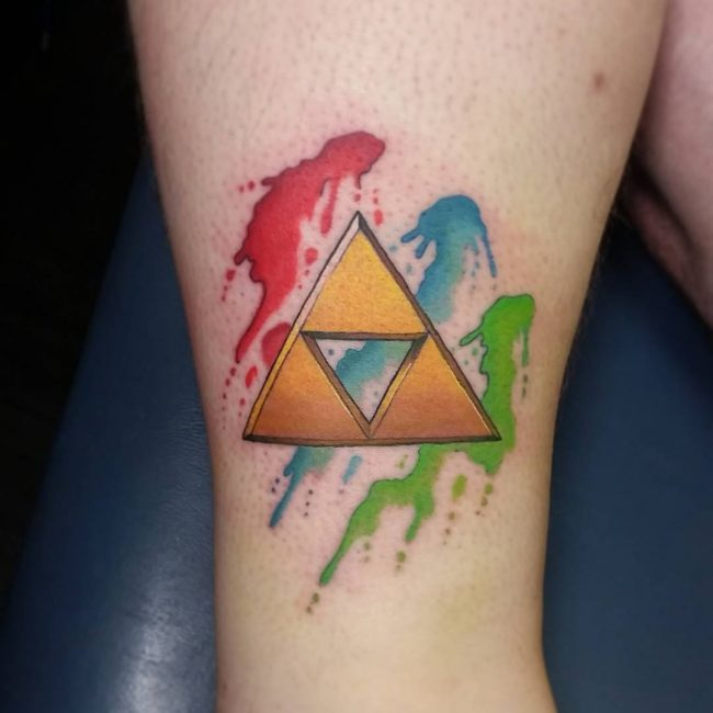 Zelda Tattoo Designs