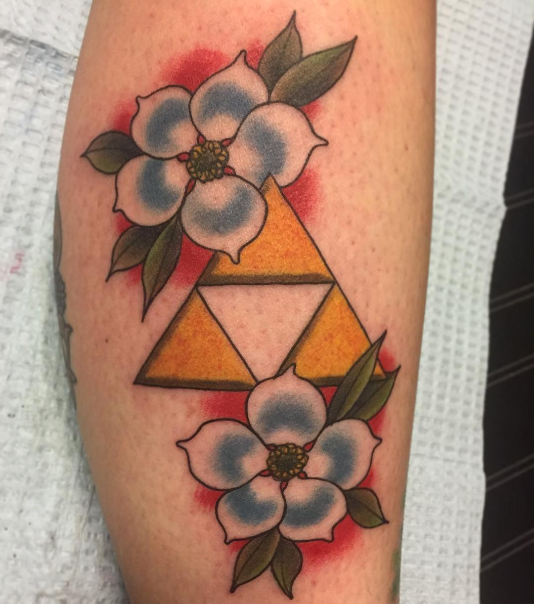 85+ Mighty Triforce Tattoo Designs & Meaning